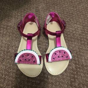 NWOT toddler Gymboree sandals